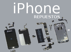 Repuestos iphone